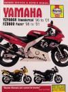 Haynes Yamaha YZF600R Thundercat '96 to '01 FZS600 Fazer '98 to '01 - Matthew Coombs