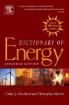 Dictionary of Energy - Cutler Cleveland, Christopher Morris
