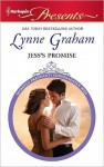 Jess's Promise (Secretly Pregnant…Conveniently Wed, #3) - Lynne Graham