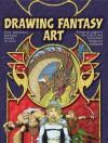Drawing Fantasy Art - Steve Beaumont, Jim Hansen, John Burns