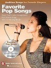 Favorite Pop Songs - Audition Songs for Female Singers: Piano/Vocal/Guitar Arrangements with CD Backing Tracks - Hal Leonard Publishing Company