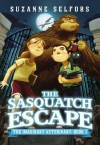 The Sasquatch Escape FREE PREVIEW Edition (First 5 Chapters) - Suzanne Selfors, Dan Santat