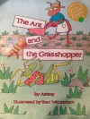 The Ant and the Grasshopper - Bari Weissman, Aesop