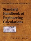 Standard Handbook of Engineering Calculations - Tyler G. Hicks