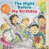 The Night Before My Birthday - Natasha Wing, Amy Wummer