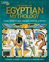 Treasury of Egyptian Mythology: Classic Stories of Gods, Goddesses, Monsters & Mortals - Donna Jo Napoli, Christina Balit