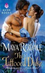 The Tattooed Duke (The Writing Girl Romance, #3) - Maya Rodale