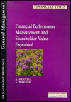 Financial Performance Measurement and Shareholder Value Explained - A. Hennell, Alan Warner