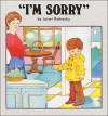 """I'm Sorry"" - Janet Riehecky, Gwen Connelly"