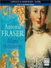 Marie Antoinette: The Journey (MP3 Book) - Antonia Fraser, Eleanor Bron