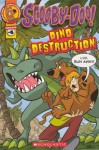 Scooby-Doo Comic Storybook 4: Dino Destruction - Lee Howard, Alcadia Snc, Ed Scharlach