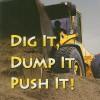 Dig It, Dump It, Push It! (Rourke Board Books) - Holly Karapetkova