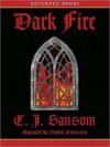 Dark Fire (Matthew Shardlake Series #2) - C.J. Sansom, Steven Crossley
