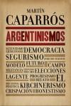 Argentinismos - Martín Caparrós