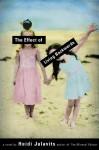 The Effect of Living Backwards - Heidi Julavits