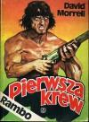 Rambo: pierwsza krew - David Morrell