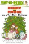 Henry and Mudge and a Very Merry Christmas - Cynthia Rylant, Suçie Stevenson