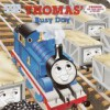 Thomas' Busy Day (Toddler Board Books) - Britt Allcroft, Josie Yee