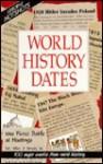 World History Dates (Usborne Hotshots) - Lisa Miles, Anne Millard