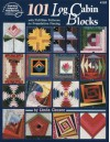 101 Log Cabin Blocks - DRG, DRG