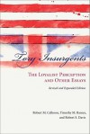 Tory Insurgents - Robert Calhoon, Timothy Barnes, Robert Davis