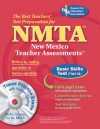 NMTA Basic Skills Test (Field 01) w/CD-ROM - Research & Education Association, Mel Friedman