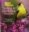 Birds & Blooms (Birding & Gardening Secrets) - Stacy Tornio
