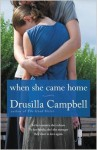 When She Came Home (Audio) - Drusilla Campbell, Jane Jacobs