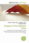 Dragons of the Highlord Skies - Frederic P. Miller, Agnes F. Vandome, John McBrewster