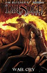Jim Butcher's The Dresden Files: War Cry #5 - Jim Butcher, Mark Powers, Carlos Gomez
