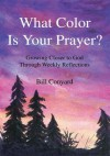 What Color Is Your Prayer?: Growing Closer to God Through Weekly Reflections - Bill Conyard