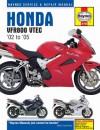 Honda VFR800 VTEC Service and Repair Manual: 2002-2004 (Haynes Service & Repair Manuals) - Matthew Coombs, Ken Freund
