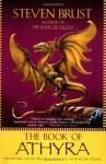 The Book of Athyra (Vlad Taltos, #6-7) - Steven Brust