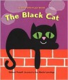 The Black Cat: A Lift-the-Flap Book - Richard Powell, Ana Martin Larranaga