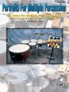 Portraits for Multiple Percussion: 50 Solos for Multiple Percussion Setup Based on the Rhythms of Portraits in Rhythm - Anthony J. Cirone
