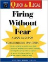 Firing Without Fear - Barbara Kate Repa