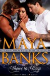 Theirs to Keep (Book 1 of the Tangled Hearts Trilogy) - Maya Banks