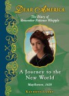A Journey to the New World - Kathryn Lasky