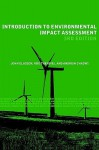 Introduction to Environmental Impact Assessment - John Glasson, Andrew Chadwick, Riki Therivel