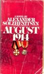 August 1914 (The Red Wheel, #1) - Aleksandr Solzhenitsyn, Michael Glenny
