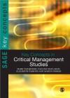 Key Concepts in Critical Management Studies - Elizabeth Parsons, Pauline Maclaran, Dr Elizabeth Parsons, Martin Parker