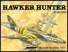 Hawker Hunter in Action - Aircraft No. 121 - Glenn Ashley