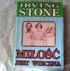 Miłość jest wieczna - Irving Stone