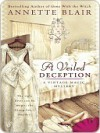 A Veiled Deception (A Vintage Magic Mystery #1) - Annette Blair