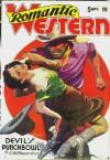Romantic Western - The Devil's Punchbowl - September 1938 - E. Hoffmann Price, Larry Dunn