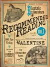 Valentine (Electric Literature's Recommended Reading) - Alexander Yates, Halimah Marcus