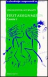 First Assignments Set of 2 Audio Cassettes - David Tutt