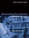Discovering the Internet: Brief Concepts and Techniques - Gary B. Shelly, H. Albert Napier, Ollie N. Rivers