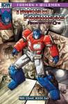 The Transformers: IDW Regeneration One (Vol.80.5) - Simon Furman