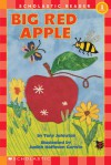 Big Red Apple (level 1) (Hello Reader) - Tony Johnston, Judith Corwin